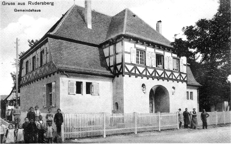 Johannes Gemeindehaus Rudersberg Evangelische
